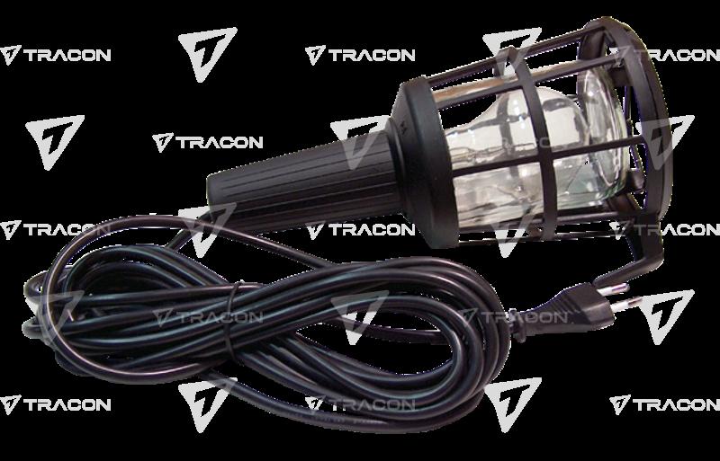 Plafoniere Led Per Officina : Lampada da officina con griglia in plastica 230v 8w 50hz