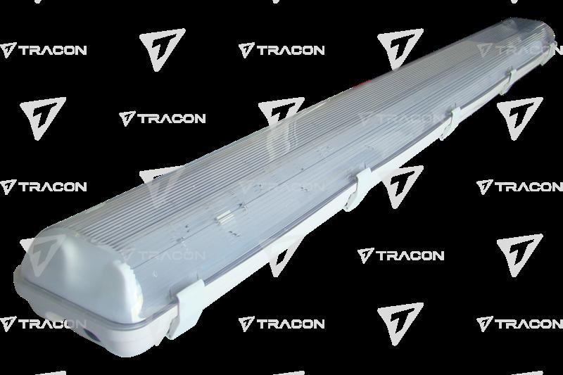 Plafoniere Per Tubi A Led : Lampada a led protetta singolo lato 230 v 50 hz g13 1200 mm