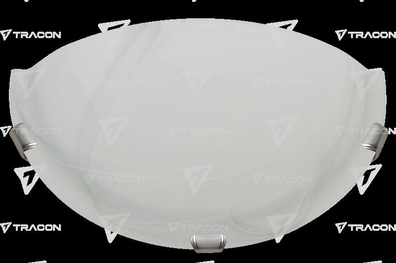 Plafoniere Soffitto E27 : Plafoniera da soffitto bianca v hz e max w d
