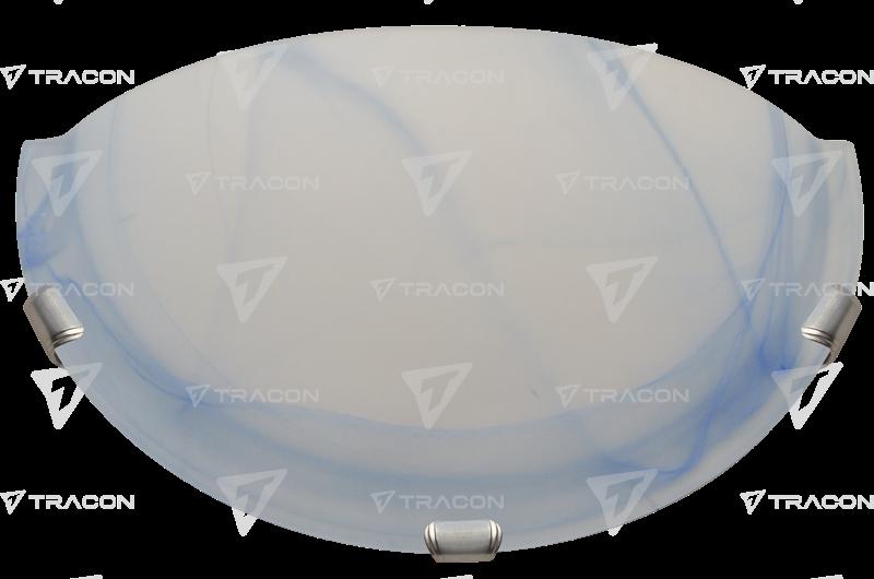 Plafoniere Rotonde Da Soffitto : Plafoniera da soffitto blu v hz e max w d mm